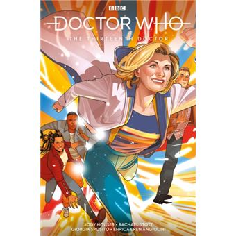 Doctor who: the thirteenth doctor v