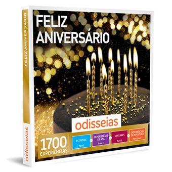 Odisseias 2020 - Feliz Aniversário
