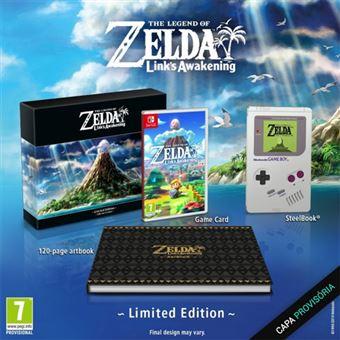 The Legend Of Zelda Link S Awakening Edição Limitada Nintendo Switch Compra Jogos Online Na Fnac Pt