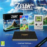 The Legend of Zelda: Link's Awakening - Edição Limitada - Nintendo Switch