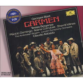 Bizet   Carmen (2CD)