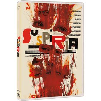 Suspiria - DVD