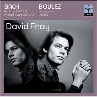 Bach & Boulez | Piano Recital