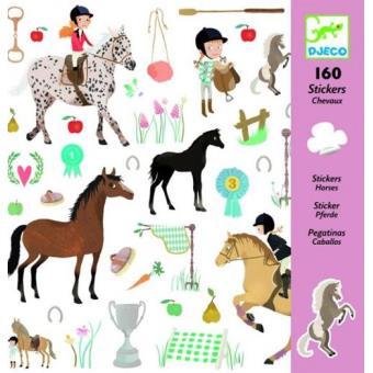 Autocolantes - Cavalos