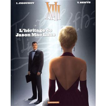Nouvelle Collection: XIII - Book 24: L'Héritage de Jason Mac Lane