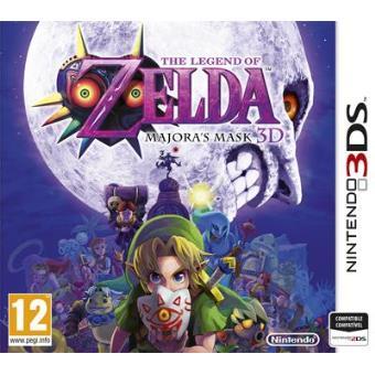 The Legend of Zelda: Majora's Mask 3D 3DS