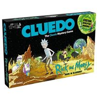 Cluedo Rick and Morty - Winning Moves