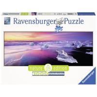 Puzzle Lago Jökulsárlón - 1000 Peças - Ravensburger
