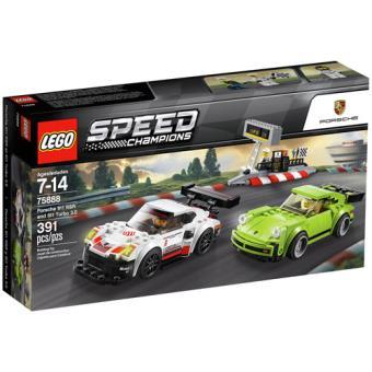 LEGO Speed Champions 75888 Porsche 911 RSR e 911 Turbo 3.0