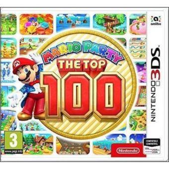 Mario Party: The Top 100 Nintendo 3DS