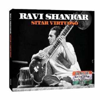 Sitar Virtuoso (2CD)-ravi Shankar