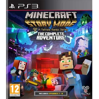MinecraftMinecraft: The Complete Adventure PS3
