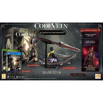 Code Vein - Edição de Colecionador - Xbox One
