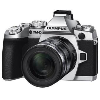 Olympus OM-D E-M1 + M.Zuiko Digital ED 12-50mm f/3.5-6.3 EZ (Prata)