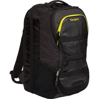 Mochila Targus Work + Play Fitness 15,6'' - Preto