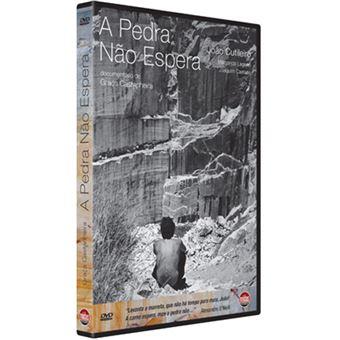 A Pedra Não Espera - DVD