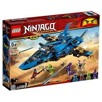 LEGO NINJAGO 70668 O Storm Fighter do Jay
