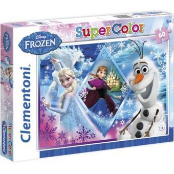 Puzzle Frozen - 60 Peças