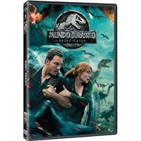 Mundo Jurássico: Reino Caído - DVD