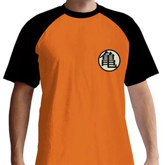 T-Shirt Dragon Ball: Kame Symbol Premium - Tamanho L