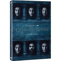 Guerra dos Tronos | Game of Thrones - Season 6 - 5DVD