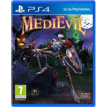 Medievil Remastered - PS4