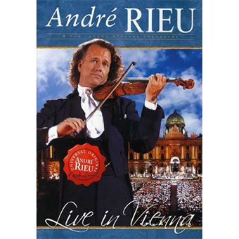 Andre Rieu: Live in Vienna - DVD