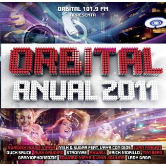 Orbital Anual 2011 (2CD)
