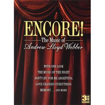 Encore! The Music of Andrew Loyd Webber - 3CD