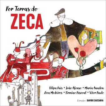 Por Terras do Zeca - CD