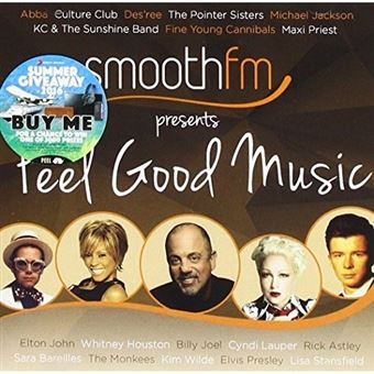 Smoothfm Presents: Feel Good Music - 2CD