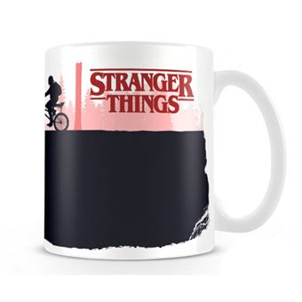 Caneca Termosensível Stranger Things