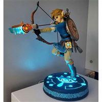 Figura Nintendo The Legend of Zelda Breath of the Wild - Link Collectors Edition