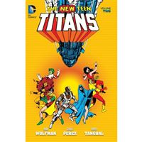 New teens titan vol2