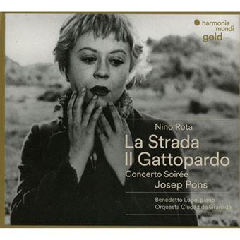 Nino Rota: La Strada, Il Gattopardo - CD