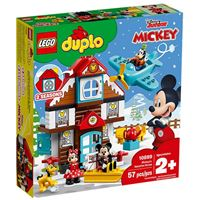 LEGO DUPLO Disney 10889 A Casa de Férias do Mickey