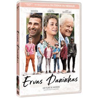 Ervas Daninhas - DVD
