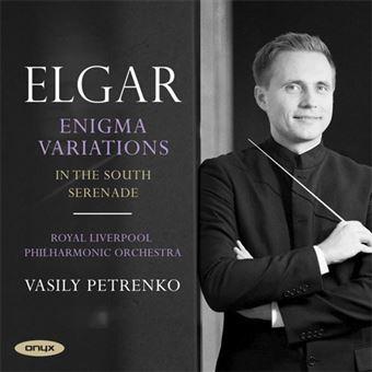 Elgar: Enigma Variations - CD