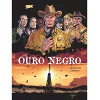Tex - Livro 4: Ouro Negro