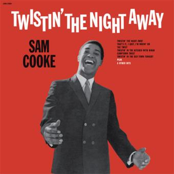 Twistin' The Night Away - LP 12''