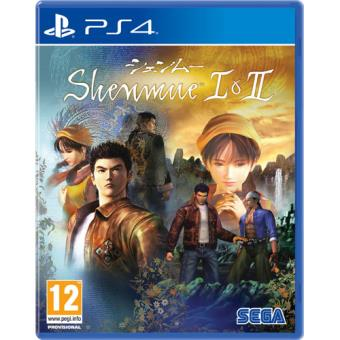 Shenmue I & II HD Collection - PS4