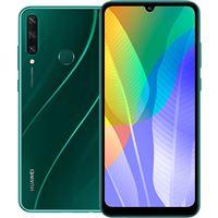 Smartphone Huawei Y6P - 64GB - Verde