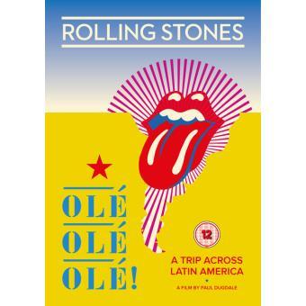The Rolling Stones: Olé Olé Olé! A Trip Across Latin America 2016