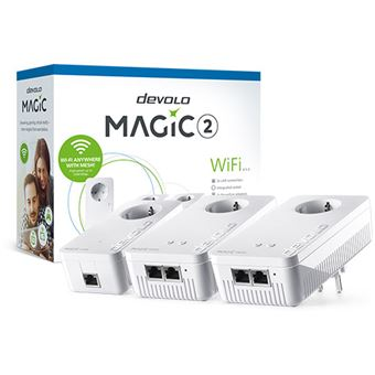 Powerline Devolo Magic 2 WiFi Kit Multiroom