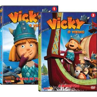 Pack Vicky o Viking Vol 1 + 2