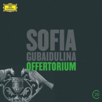 Gubaidulina | Offertorium & Hommage à T. S. Eliot