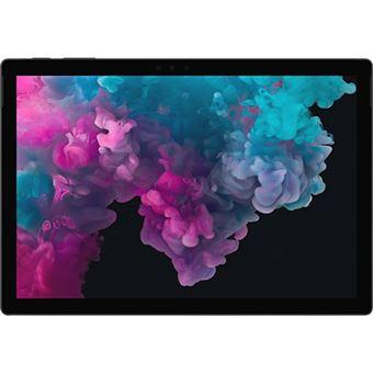 Computador Portátil Microsoft Surface Pro 6 - Preto - Core i7 | 512GB | 16GB