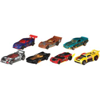 Hot Wheels DC Justice League - Envio Aleatório