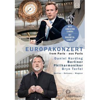Europakonzert 2019 from Paris - DVD