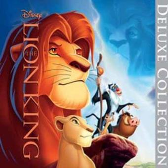 BSO Lion King (Deluxe Collection 2CD)